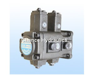 Variable Displacement Double Vane Pumps