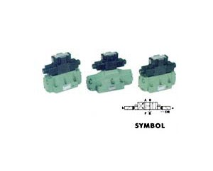 Electric Controlled Hydraulic Operated Directional Control Valve