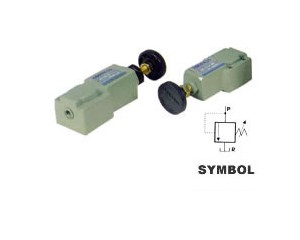 Direct Operated hydraulics Relief Valves DT