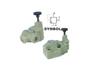 Pilot Operated Hydraulic Relief Valves(H type) BHG